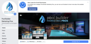 Facebook Pool Builders